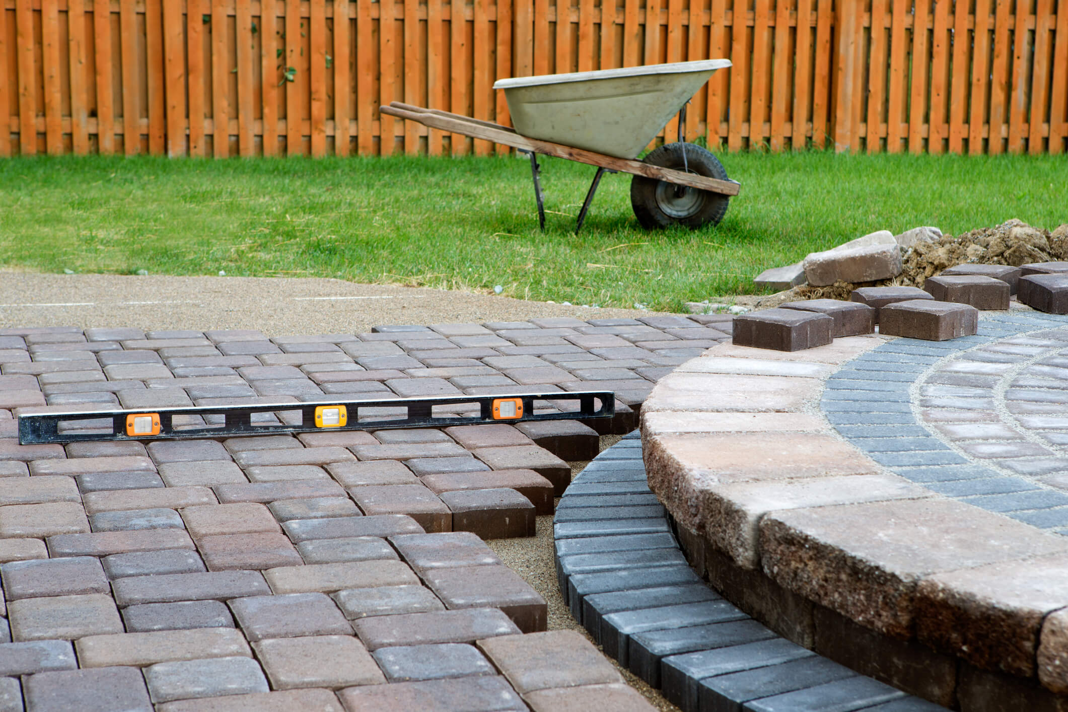 Block Paving Service Manchester